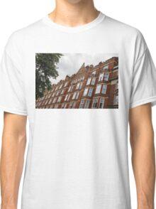 Admiring London's Victorian Architecture - Crawford Street, Marylebone Classic T-Shirt
