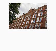 Admiring London's Victorian Architecture - Crawford Street, Marylebone Unisex T-Shirt