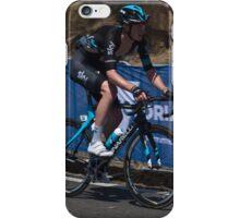 2016 Jayco Herald Sun Tour, stage 4 Arthur's Seat iPhone Case/Skin
