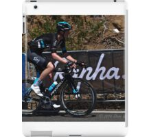 Ian Boswell, 2016 Jayco Herald Sun Tour, stage 4 Arthur's Seat iPad Case/Skin