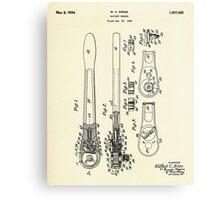 Ratchet Wrench-1934 Metal Print