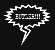 BUTLER!!! by ElocinMuse