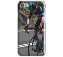 2016 Jayco Herald Sun Tour, stage 4 Arthur's Seat iPhone Case/Skin