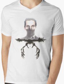 TRUE Mens V-Neck T-Shirt