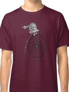old school biker Classic T-Shirt