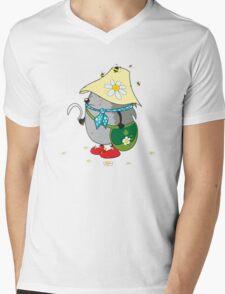 forest druid Mens V-Neck T-Shirt