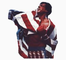 Rocky Balboa - The american dream Baby Tee