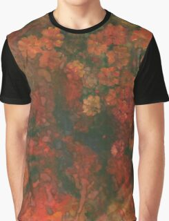 Flowers 8 Graphic T-Shirt