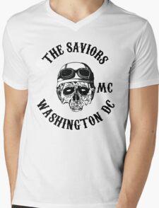 The Saviors Mens V-Neck T-Shirt