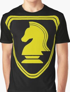 Knight Industries Horse Graphic T-Shirt