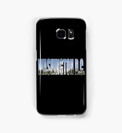 Washington DC Samsung Galaxy Case/Skin
