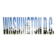 Washington DC Photographic Print