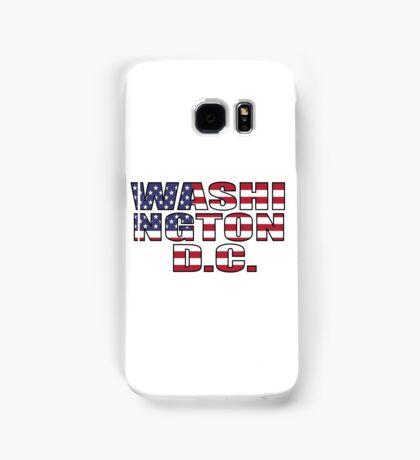 Washington D.C Samsung Galaxy Case/Skin