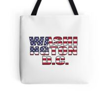 Washington D.C Tote Bag
