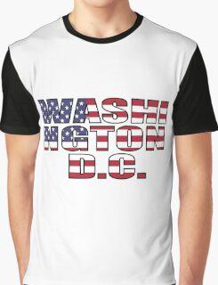 Washington D.C Graphic T-Shirt