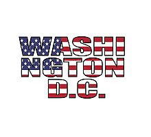 Washington D.C Photographic Print