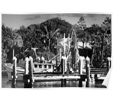Tweed Trawler Poster