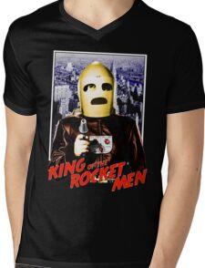 King Of The Rocket Men TV Serial Mens V-Neck T-Shirt