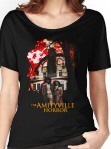 Amityville Horror Movie T-Shirt Women's Relaxed Fit T-Shirt
