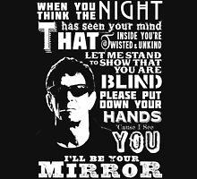 Lou Reed Velvet Underground Lyric T-Shirt Unisex T-Shirt