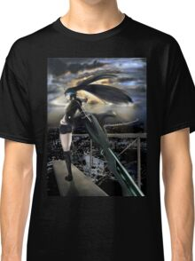 Standing In The Edge Classic T-Shirt