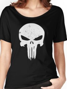 Punisher Skull Women's Relaxed Fit T-Shirt
