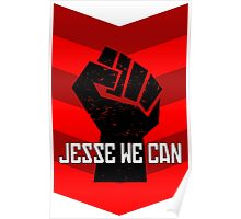 Jesse We Can Poster