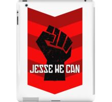 Jesse We Can iPad Case/Skin