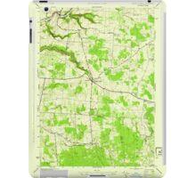 New York NY Barnes Corners 123180 1943 31680 iPad Case/Skin