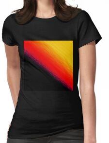Heatwave Womens Fitted T-Shirt