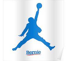 Bernie Jumpman Poster