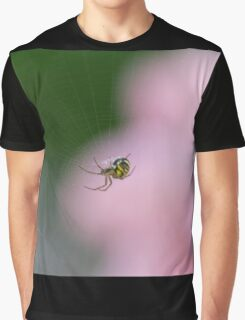 spider in the web Graphic T-Shirt