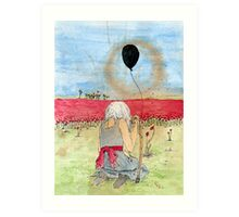 the journey - old friends Art Print