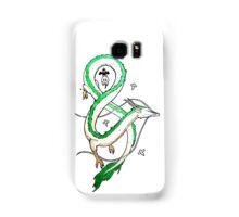 Haku Dragon Samsung Galaxy Case/Skin
