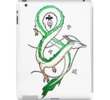 Haku Dragon iPad Case/Skin