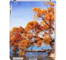 canvassed tree iPad Case/Skin