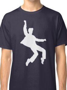 White Elvis Classic T-Shirt