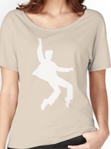 White Elvis Women's Relaxed Fit T-Shirt
