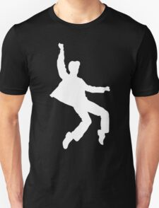 White Elvis T-Shirt