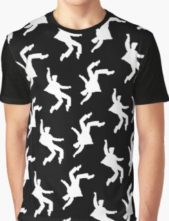 White Elvis Graphic T-Shirt