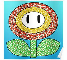 Marios special Flower Poster
