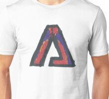 Original - Hand Painted Adobe Logo Unisex T-Shirt