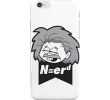 N=erd iPhone Case/Skin