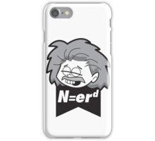 N=erd iPhone Case/Skin