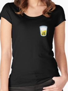 BeerJs  Women's Fitted Scoop T-Shirt
