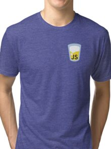 BeerJs  Tri-blend T-Shirt