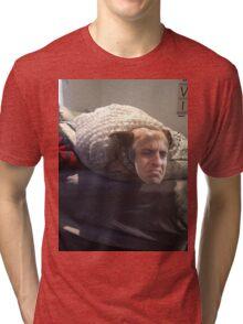 Gus the Jack Russell Sleep Tri-blend T-Shirt
