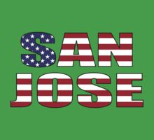 San Jose. Baby Tee