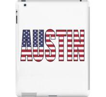 Austin. iPad Case/Skin