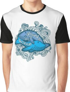 Giants of the Ocean Graphic T-Shirt